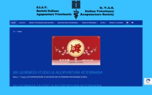 SIAV-itVAS - Società Italiana di Agopuntura Veterinaria